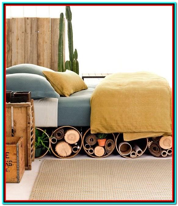 Diy Bunk Bed With Storage Underneath