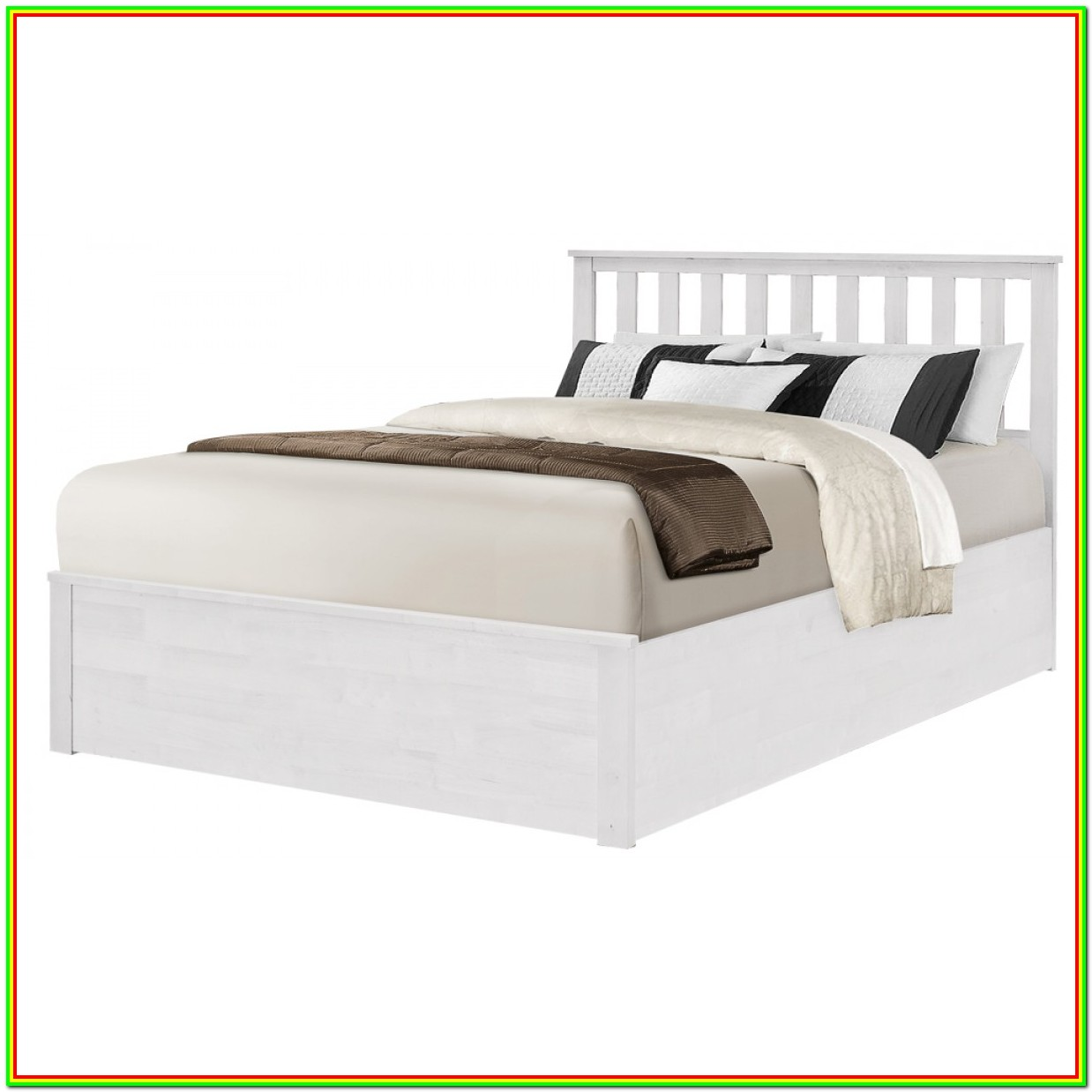 Double Bed Frames With Storage Uk