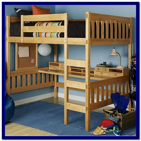 Full Size Loft Bed For Adults