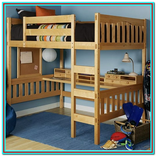 Full Size Loft Beds For Adults Plans