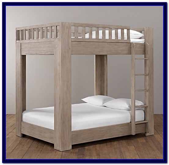 Full Size Mattress Bunk Bed Plans