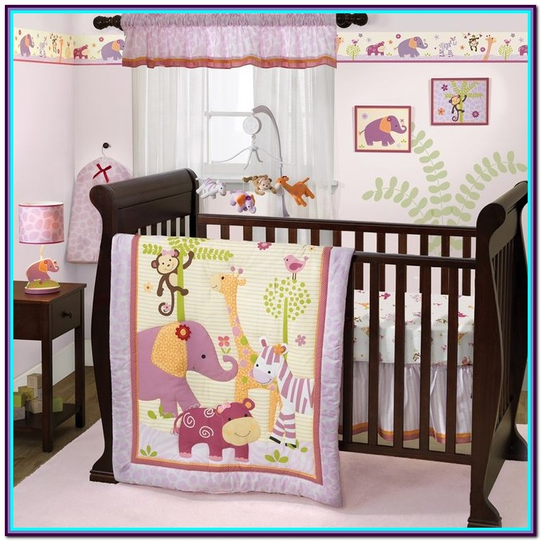 Girl Crib Bedding Sets Burlington