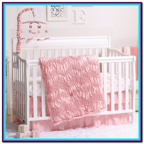 Girl Crib Bedding Sets Walmart