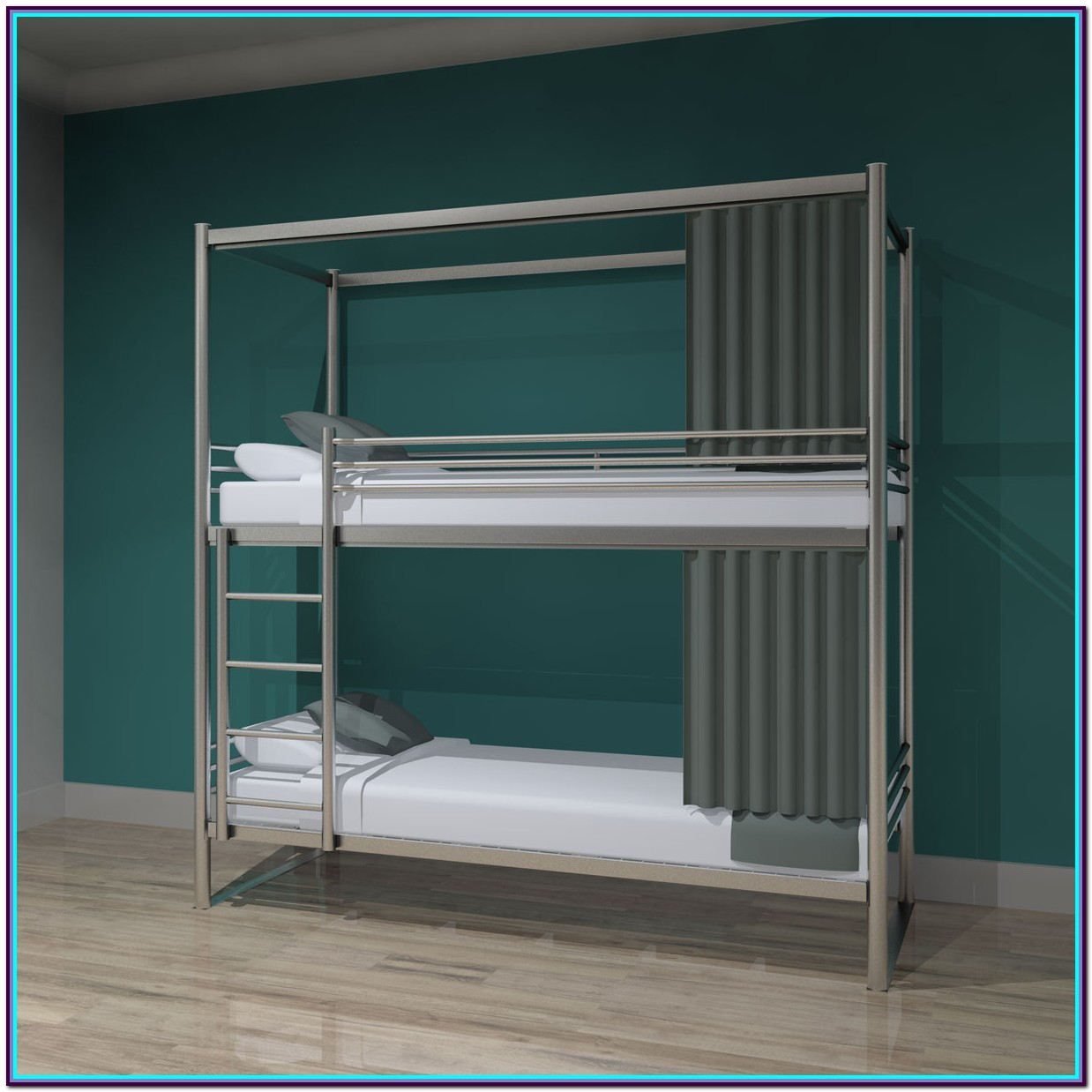 Heavy Duty Metal Bunk Beds For Adults Uk