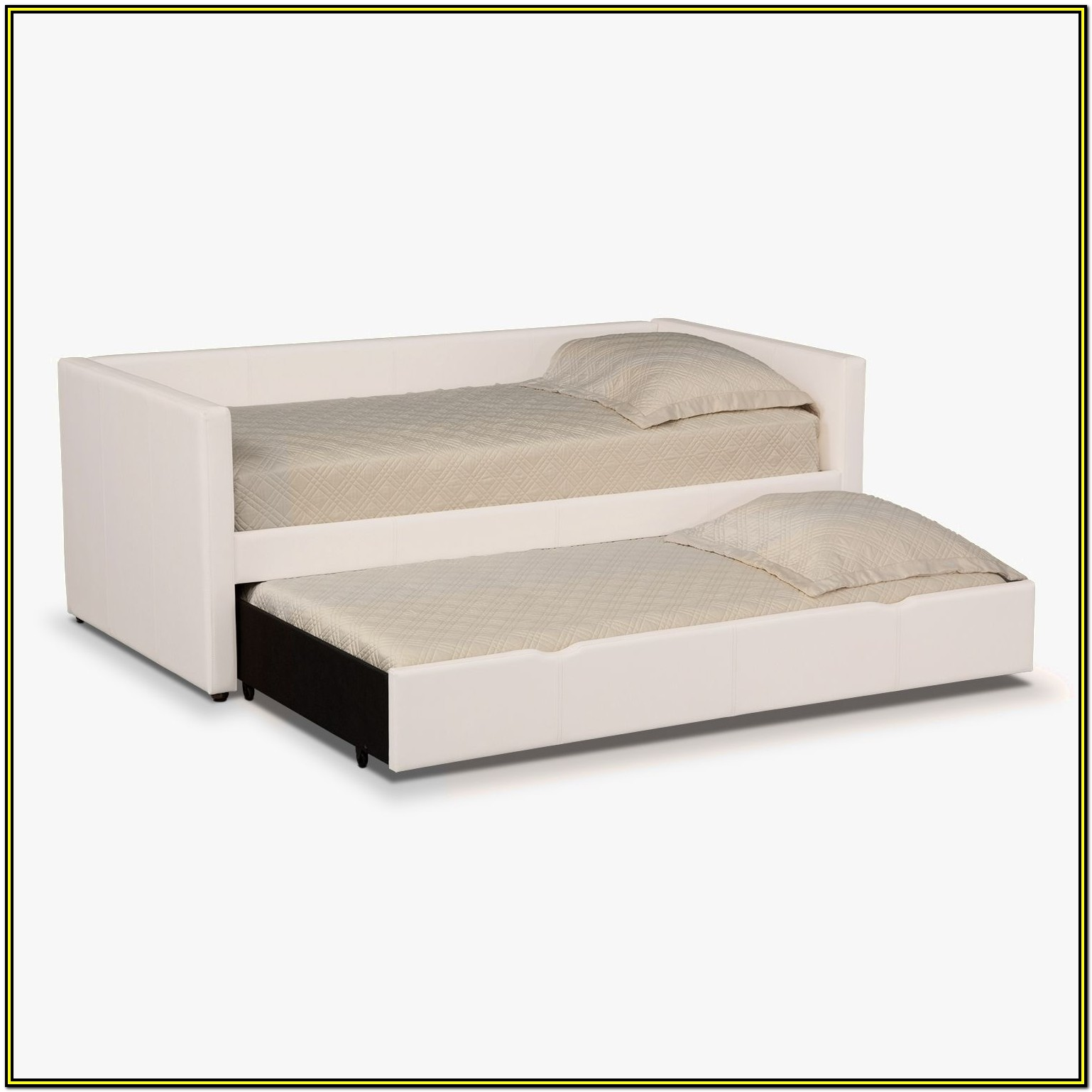 Ikea Daybed With Trundle And Drawers