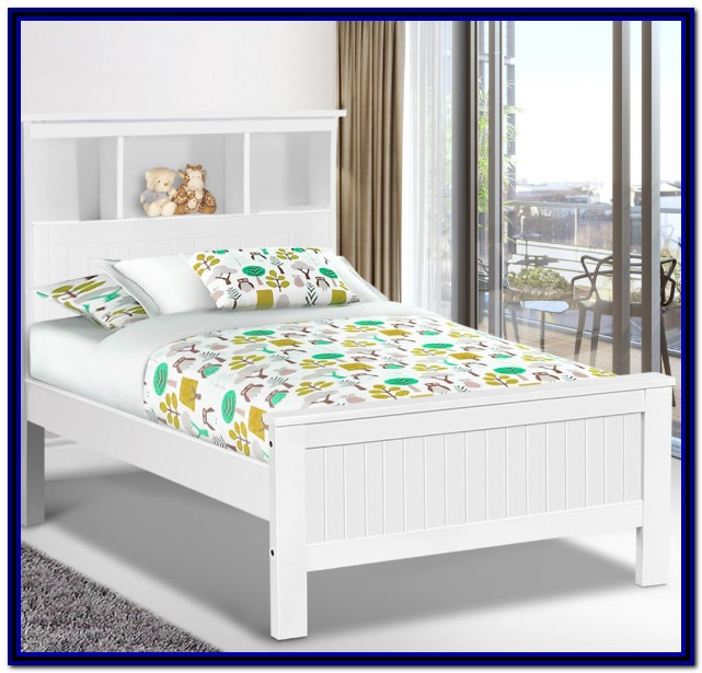 King Bed Frame With Storage Australia