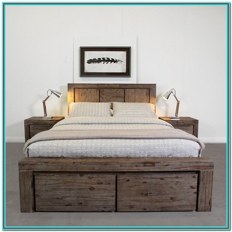 King Size Bed Frame Uk Dimensions