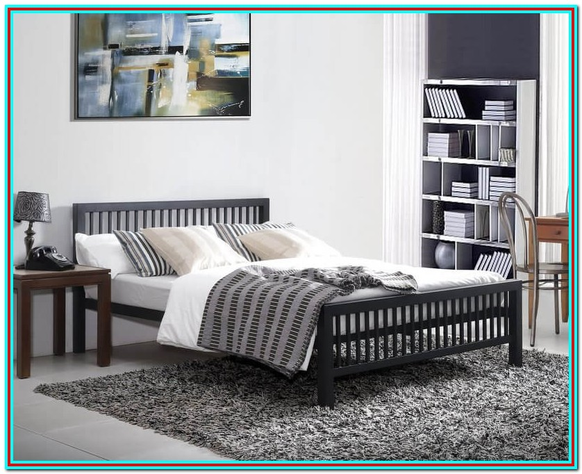 King Size Metal Bed Frames Uk