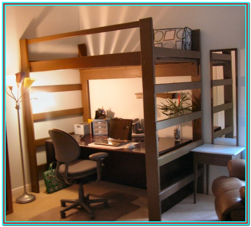 Loft Bed For Adults Full Size Ikea