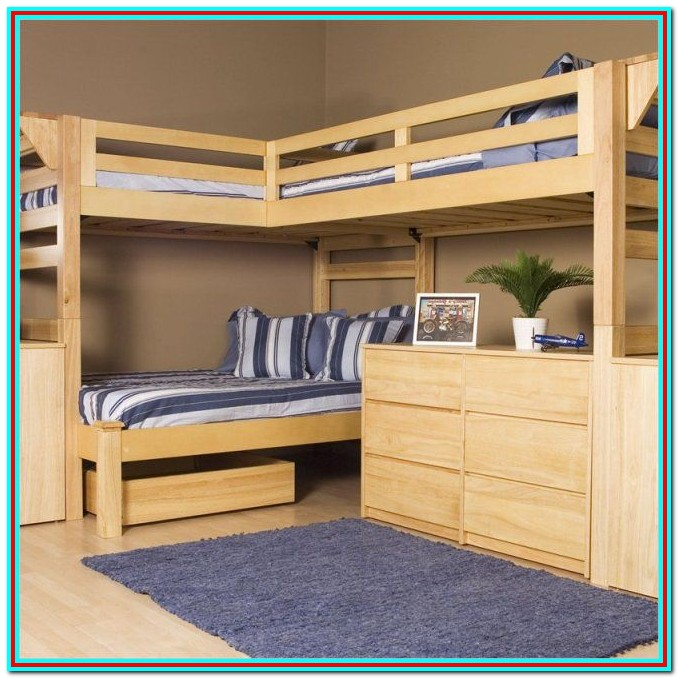Loft Beds For Adults Queen Size