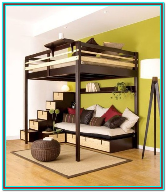 Loft Beds Full Size With Desk