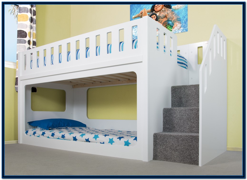 Loft Beds With Stairs Uk