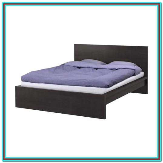 Malm King Size Bed Frame Ikea