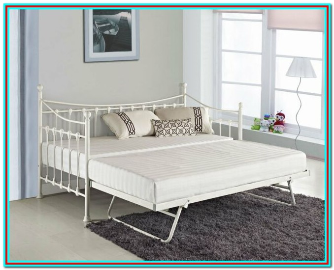 Metal Daybed With Trundle Uk