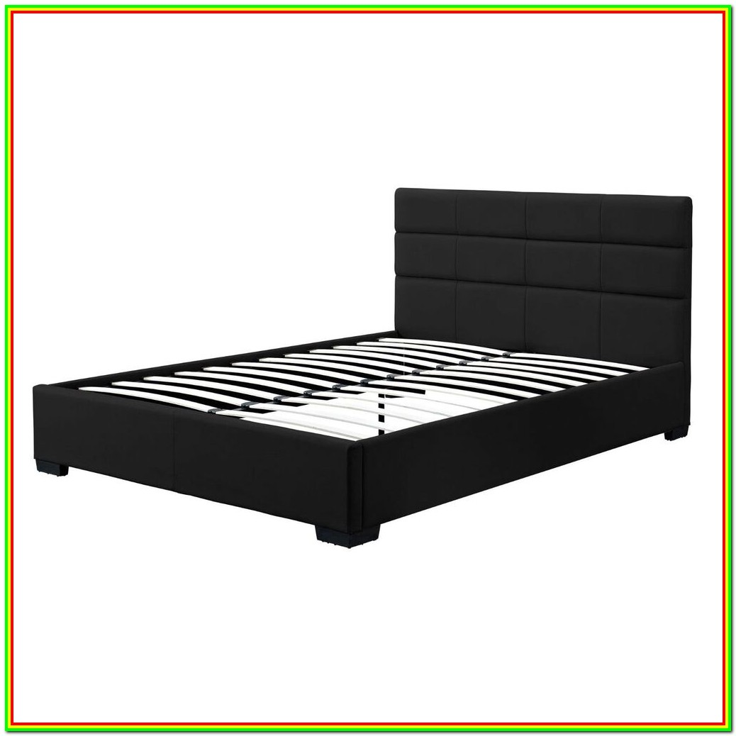 Platform Bed Frame Queen Size