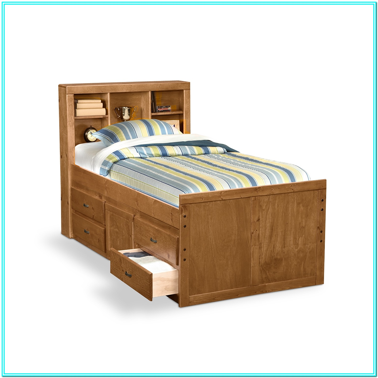 Queen Platform Bed With Storage Drawers Plans