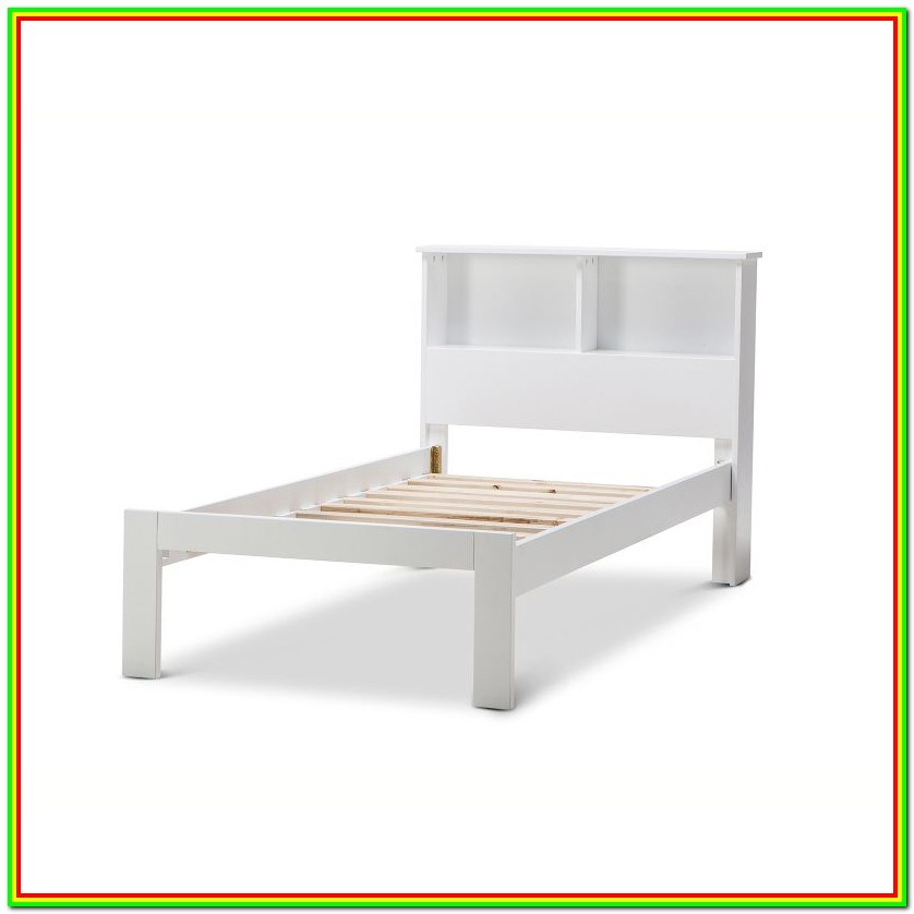 Single Bed Frame With Storage Amazon