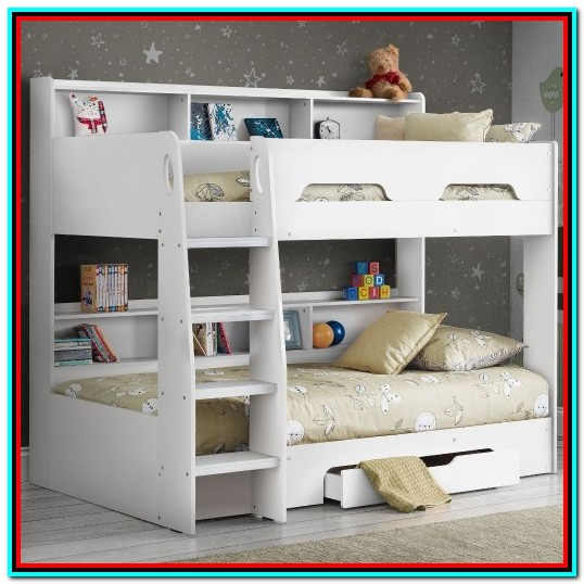 Staggered Bunk Beds With Storage Uk