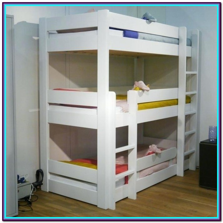 Triple Bunk Beds For Adults Uk