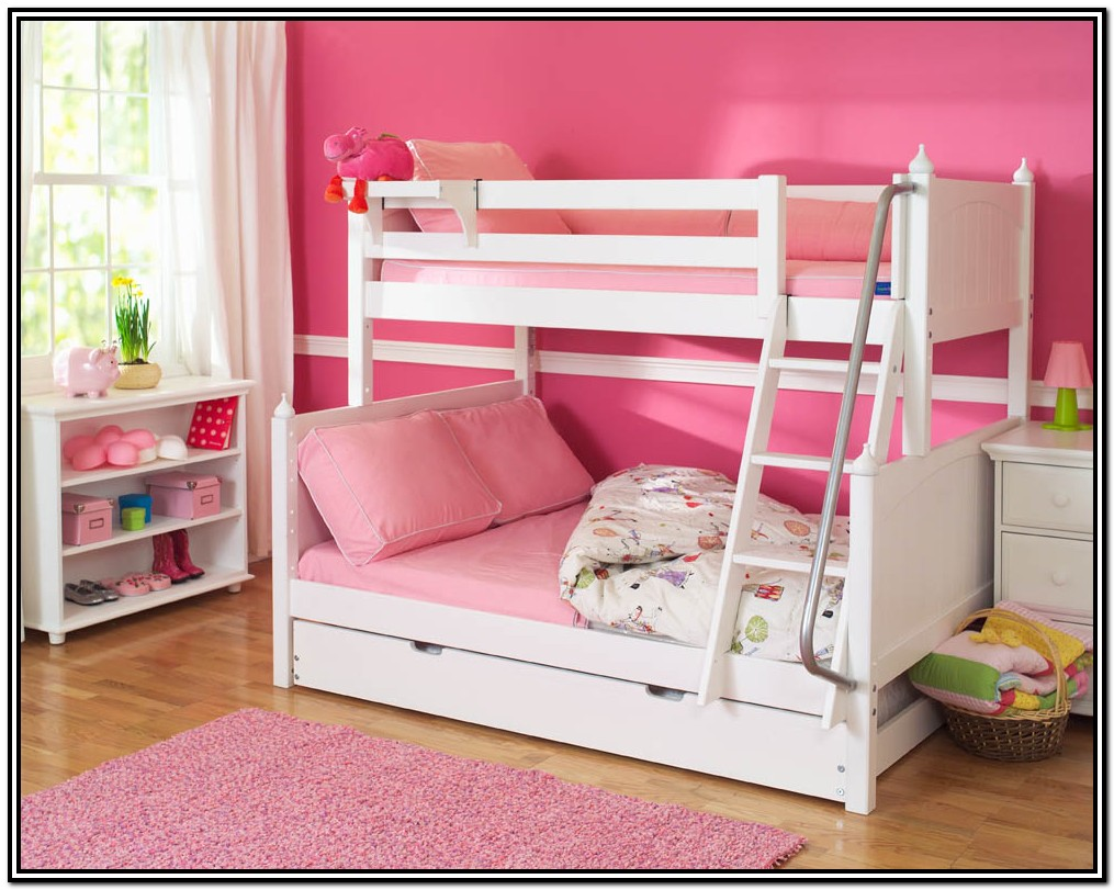 Twin Bunk Beds For Toddlers
