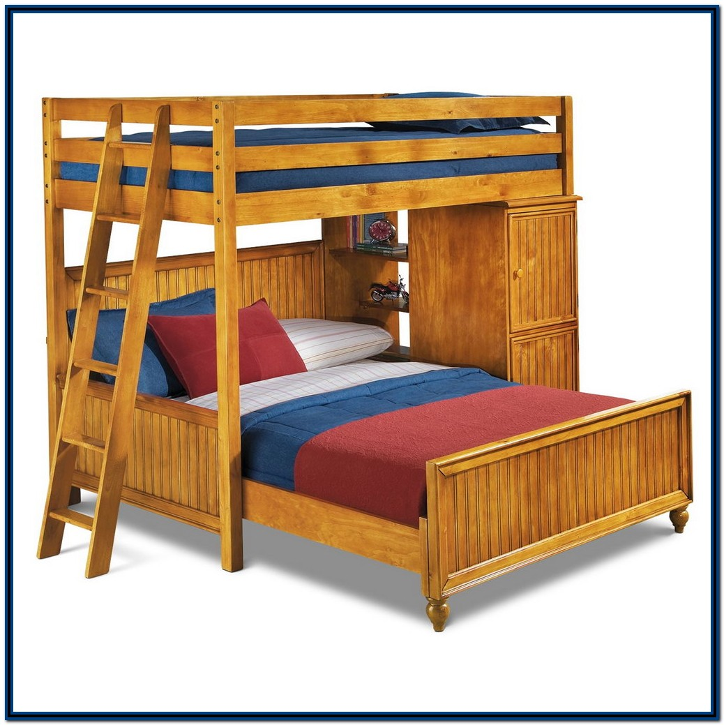 Twin Over Full Bunk Bed Ana White
