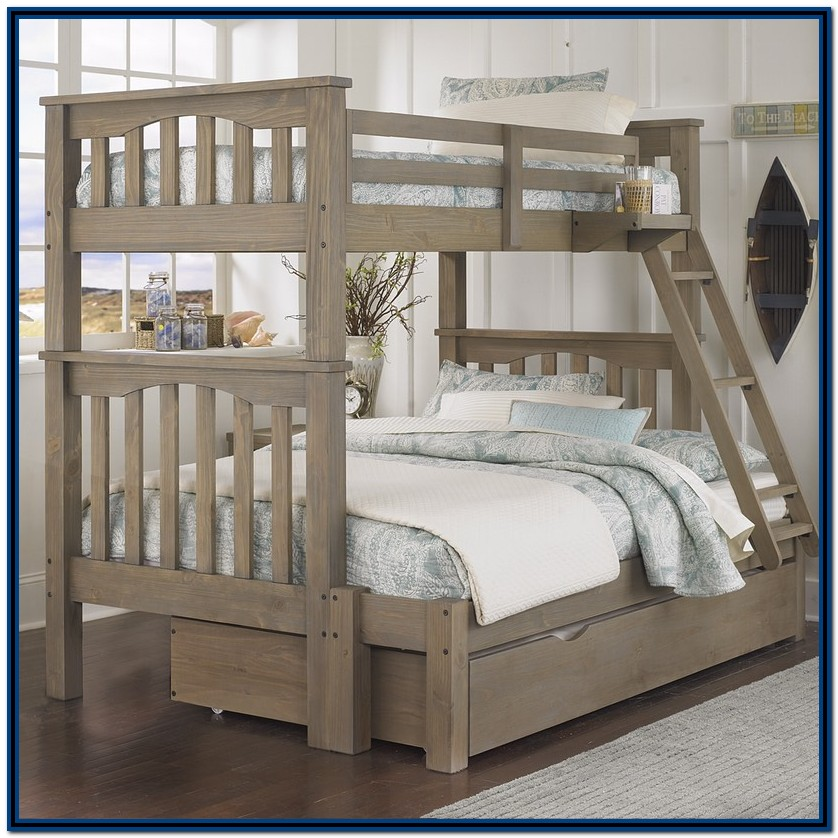 Twin Over Full Bunk Bed Ideas