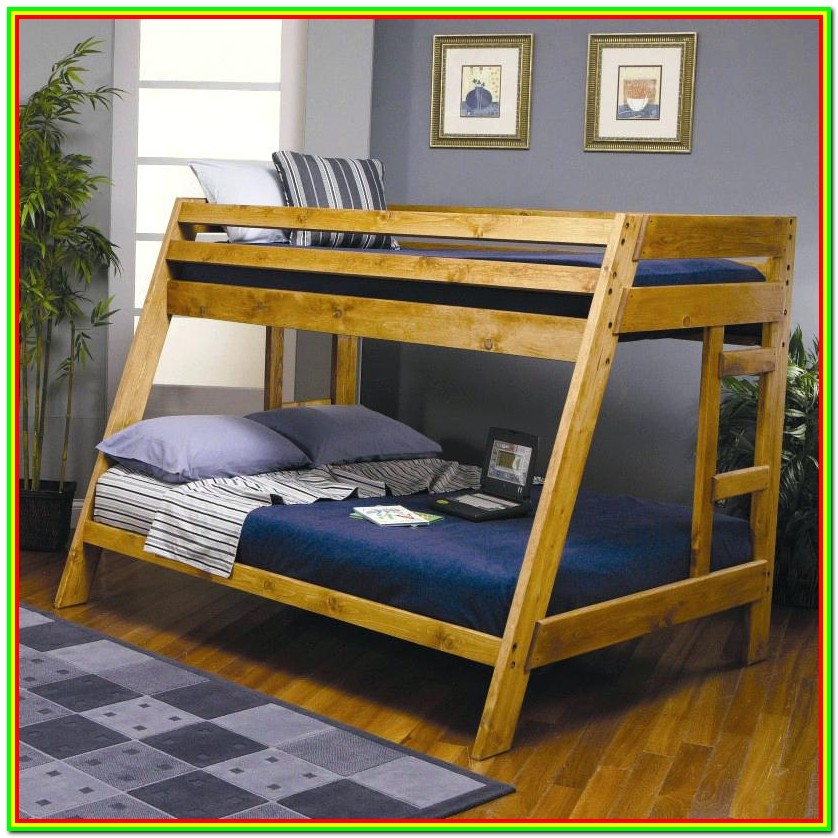 Twin Over Full Bunk Bed With Stairs Walmart