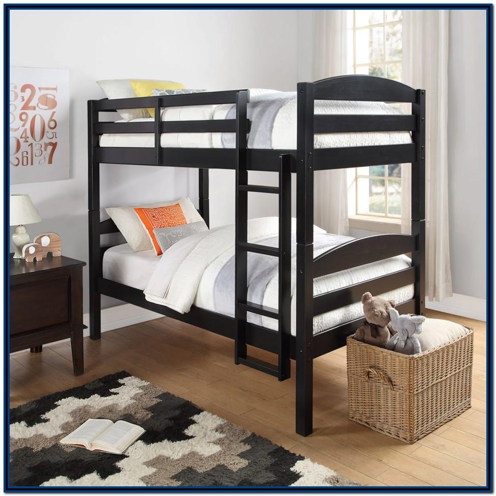 Twin Over Full Bunk Bed Wood Walmart