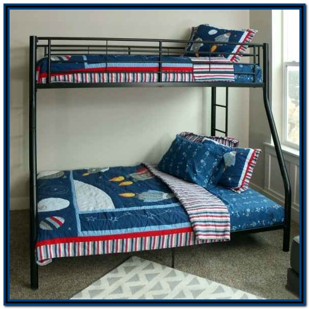 Twin Over Full Wood Bunk Bed Assembly Instructions