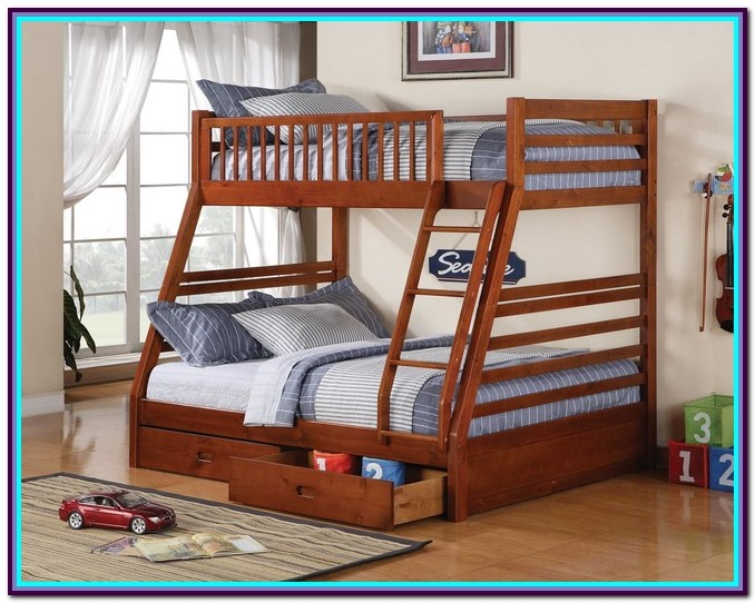 Twin Over Twin Bunk Beds Canada