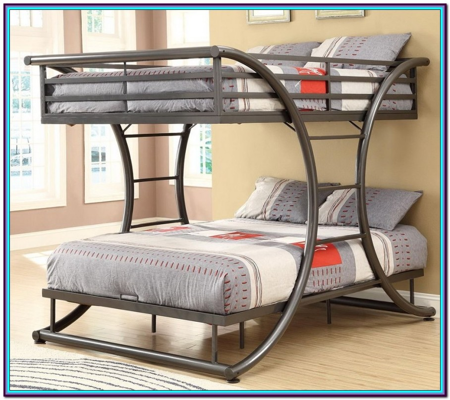 Twin Over Twin Bunk Beds Walmart