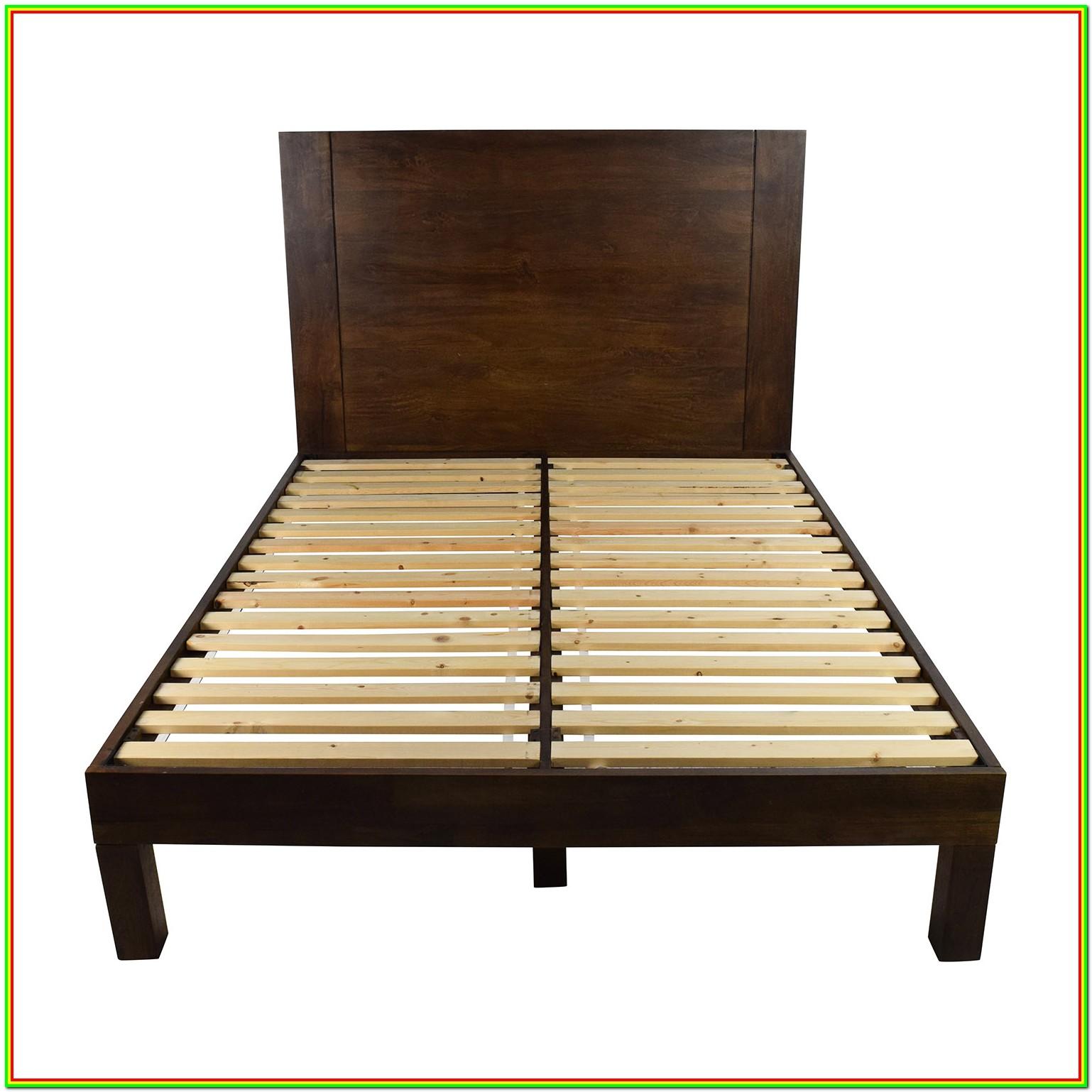 Wood Platform Bed Frame Queen Ikea