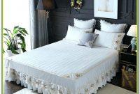 16 Inch Split Corner Bed Skirt