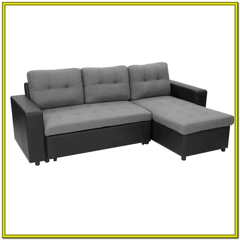 3 Seater Sofa Bed With Storage Chaise