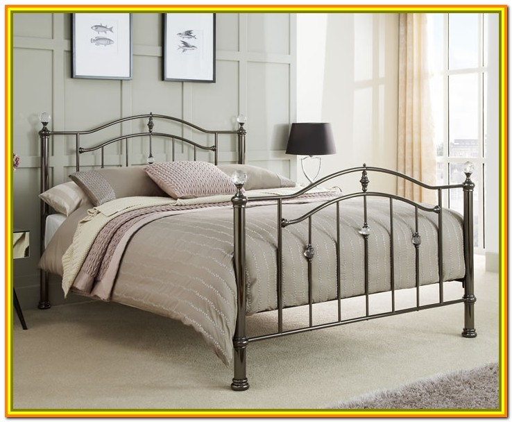 Ashley Furniture Bed Frame Metal
