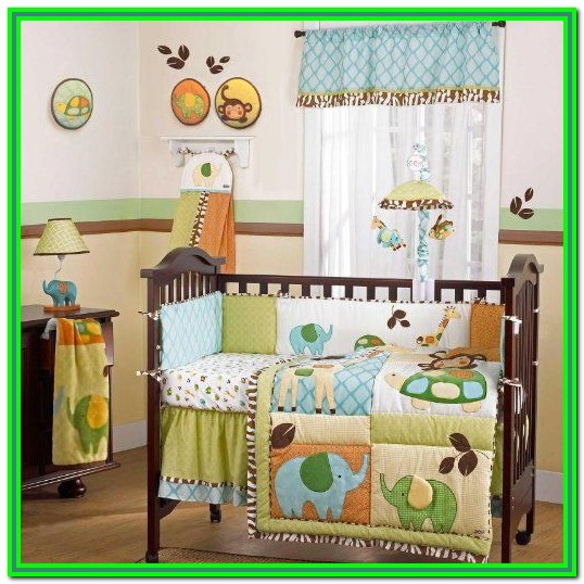 Baby Crib Bedding Sets In Pakistan