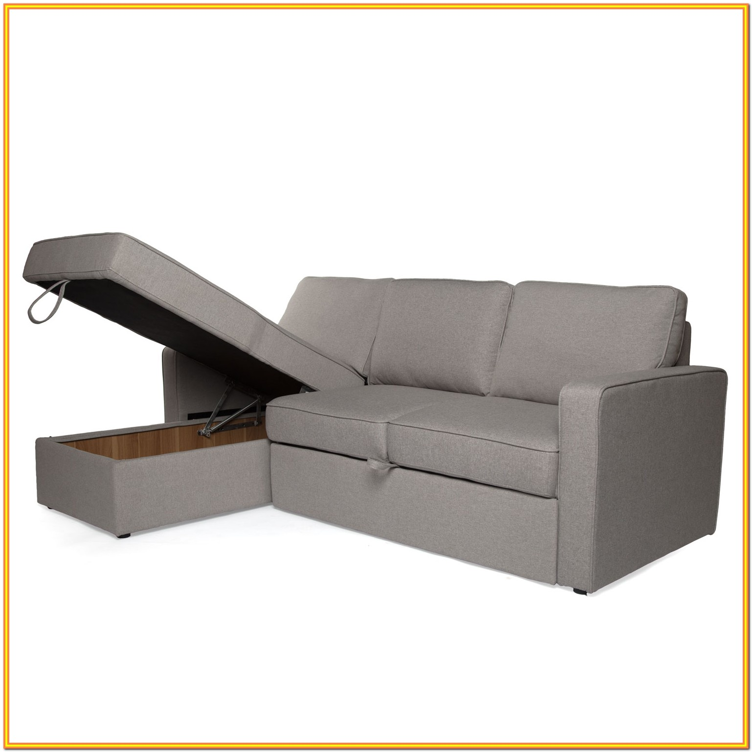 Balmain Sofa Bed & Storage Chaise