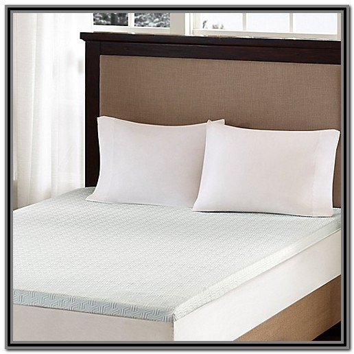 Bed Bath And Beyond Mattress Topper My Pillow