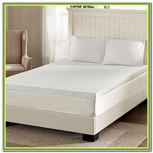 Bed Bath And Beyond Mattress Toppers Twin Xl