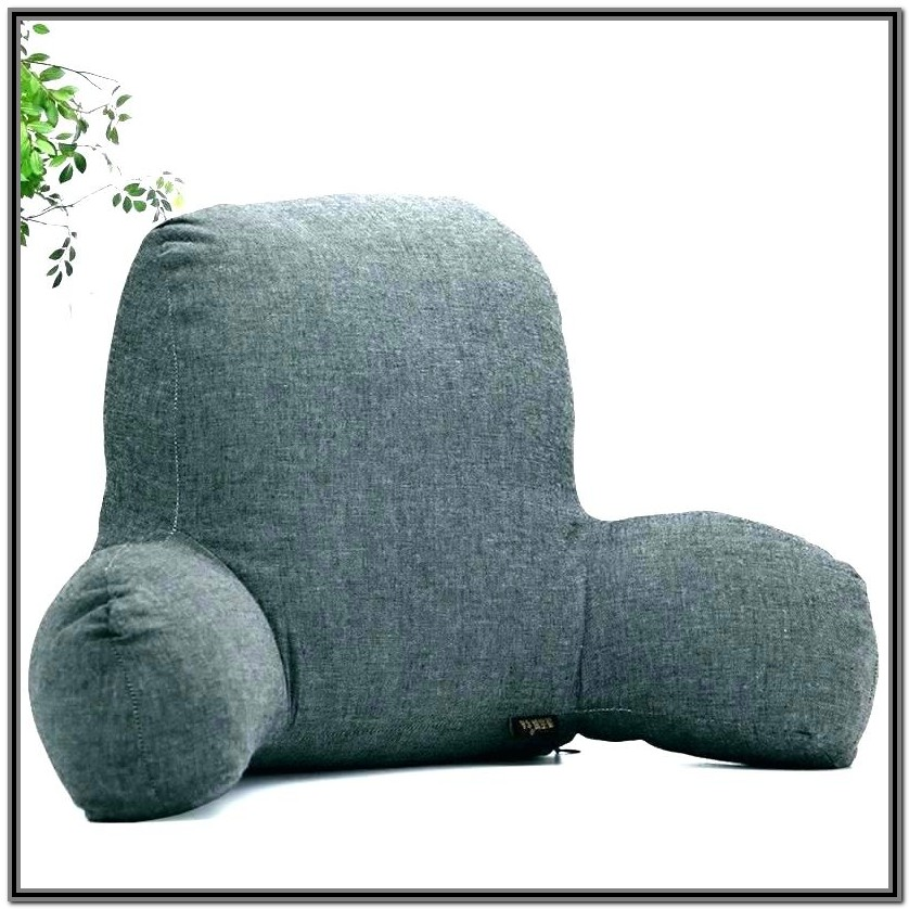 Bed Rest Pillow With Arms Canada