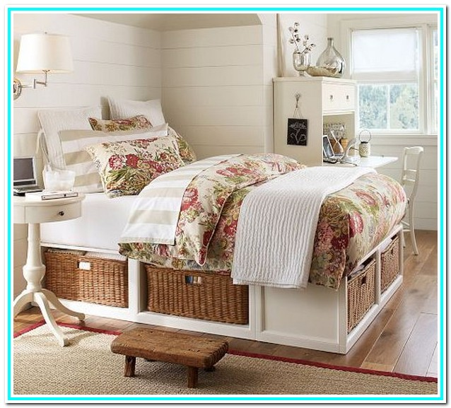 Bedroom Furniture With Storage Under Bed