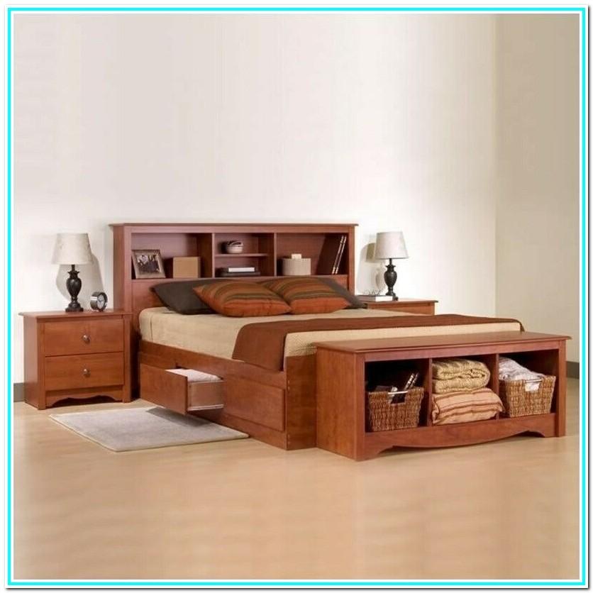 Bedroom Sets With Storage Beds