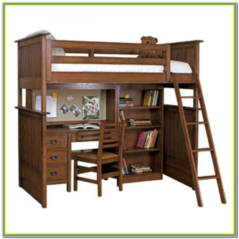 Bunk Bed Desk Combo South Africa