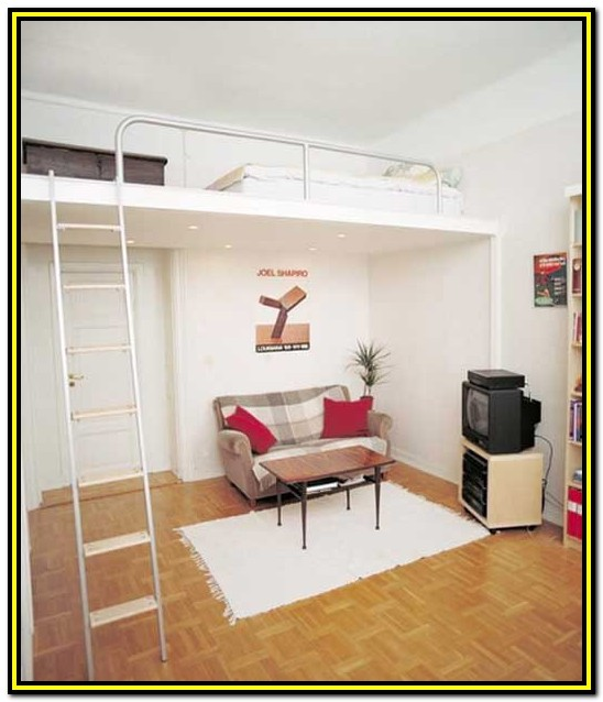 Bunk Beds For Small Spaces