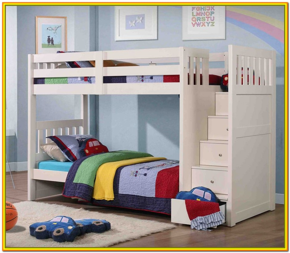 Bunk Beds For Toddlers With Stairs