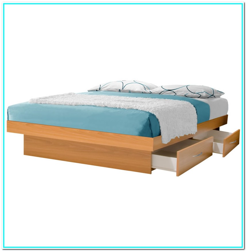 Cal King Platform Bed Frame Ikea