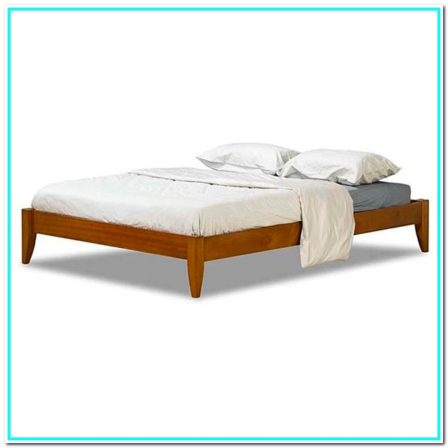 Cal King Platform Bed Plans
