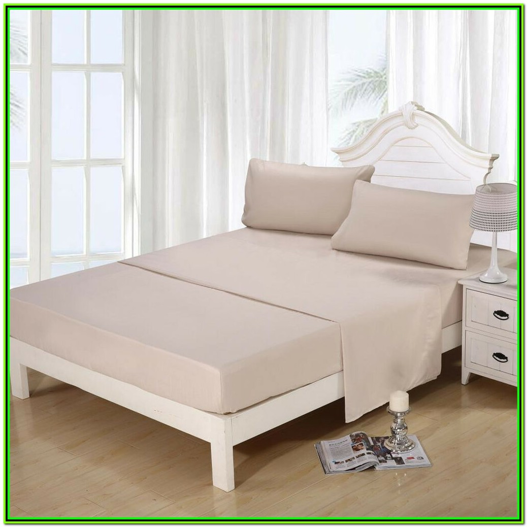 California King Size Fitted Bed Sheets