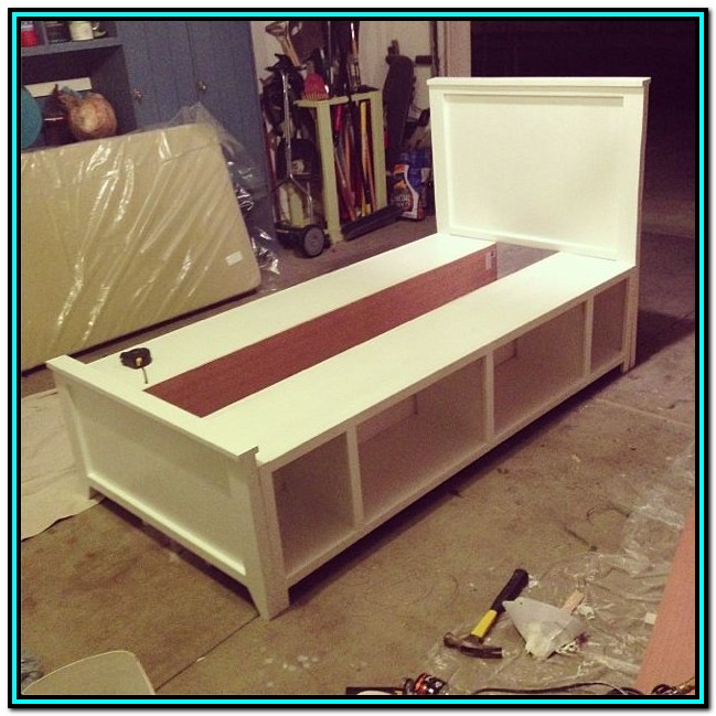 Diy Twin Bed Frame For Toddler