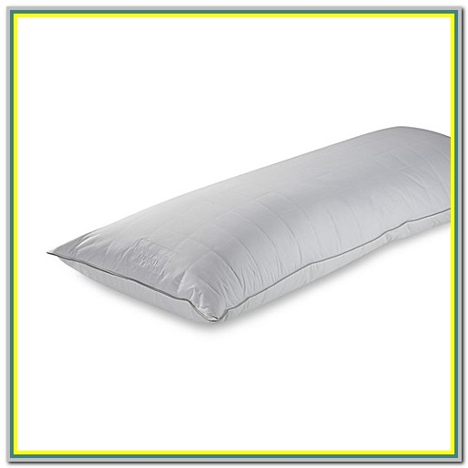 Down Body Pillow Bed Bath And Beyond